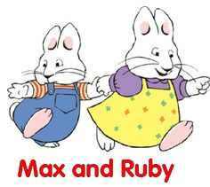 Max and Ruby - Logopedia, the logo and branding site