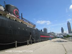 TRAVEL: Cleveland's Steamship William G. Mather