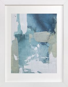 Sea Glass No. 1 by Julia Contacessi at minted.com