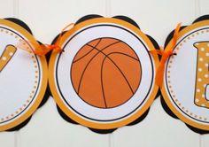 basketbal slinger voor het raam