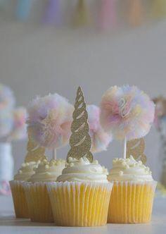 Partido Unicornio cumpleaños Unicornio pastel Unicornio