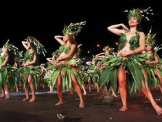 Heiva i Tahiti (Pape'ete, Tahiti) : Summer Festivals Around the World : TravelChannel.com