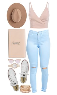 """""""Sophisticated"""" by aqus02 ❤ liked on Polyvore featuring Converse, Yves Saint Laurent, Le Specs, Calypso Private Label and Red Camel"""