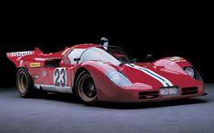 Ferrari 512 S (1970).