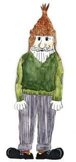 Jag är jätteglad att kunna dela med mig av en riktig favorit. Jag bad Anna F, hon med Pirat flanon , om hon kunde rit...