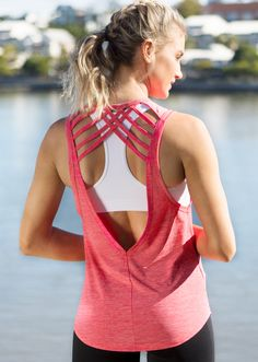 Ivy Active Tank FitnessApparelExpress.com ♡ Women's Workout Clothes | Yoga Tops | Sports Bra | Yoga Pants | Motivation is here! | Fitness Apparel | Express Workout Clothes for Women | #fitness #express #yogaclothing #exercise #yoga. #yogaapparel #fitness #diet #fit #leggings #abs #workout #weight