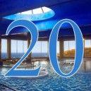 Bono 20 horas de Recorrido Marino (*) - Válida de lunes a viernes no festivos.  ¡Gran elección de salud y bienestar!
