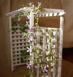Miniatures et maisons de poupees : Top 5 pergola