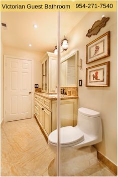 Victorian Guest Bathroom