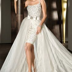 1000 images about wedding dresses on pinterest older for Edric woo wedding dresses