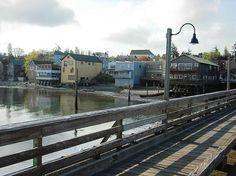 Coupeville Pier, Whidbey Island, Washington - copyright KellyManningPhotography.com
