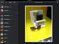 Smart Photo Album Interface