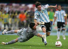 Messi Argentin válogatott