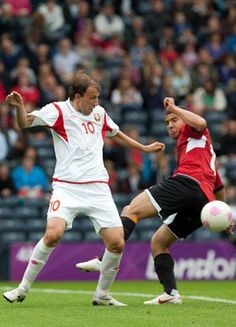 Egypt vs Belarus, Group C - Soccer Slideshows | NBC Olympics