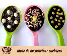 Ideas de decoración: cucharas