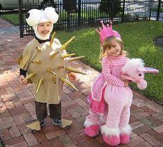 puffer fish costume