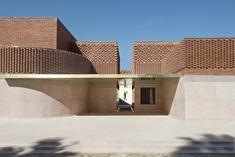 Liebesbeweis   Studio KO Bauen Museum Für Yves Saint Laurent In Marrakesch