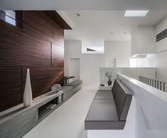 Cozy House by FORM / Kouichi Kimura Architects