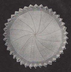 Free Knitting Pattern: Janetta Baby Shawl from Patons Knitting Book No. 357