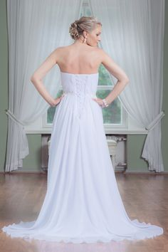 Mecco Wedding dress MW10075 Wedding Dresses, Fashion, Bride Dresses, Moda, Bridal Wedding Dresses, Fashion Styles, Weding Dresses, Dress Wedding, Wedding Dressses