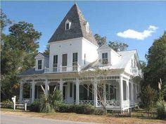 C 1870 Milton Fl 299 000 Old House Dreams Milton Florida Historic Homes Old Houses
