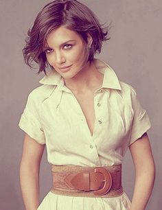 short hair styles for women. Yet, I love everything about this pic!