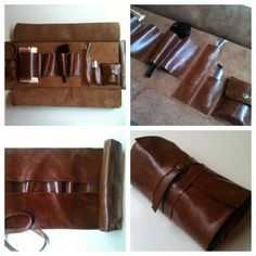 I really like the pipe pouch.  It's on my want list.  Leather Pipe Bag / Pipe Pouch / Tobacco by shamanleatherworks