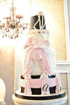 Debutante cake by ava's