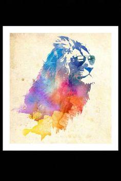 Sunny Leo Fine Art Print