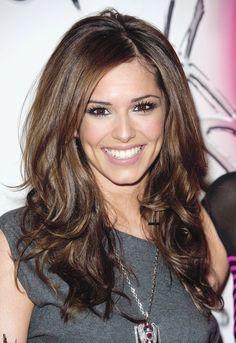 Pretty Cheryl Cole hair
