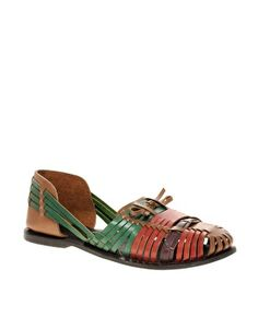 asos sells this shoe called morocco Flats, Sandals, Morocco, Color Blocking, Asos, Leather, Life, Fashion, Loafers & Slip Ons
