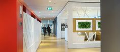 Create green corridors - use Living Art in busy environments - Miniature Garden Ideas Birmingham Restaurants, Green Corridor, Flora, Live Picture, Green Wall Art, Plant Art, Art Of Living, Garden Design, Picture Frames