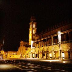Faenza by night - Instagram by uomodelnord