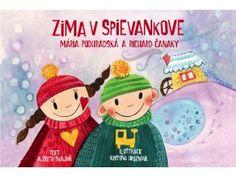 ZIMA V SPIEVANKOVE  Nádherné ilustrácie našej výtvarníčky Kristíny Hroznovej predstavia menším detičkám zimu v Spievankove. Farebné žiarivé obrázky sú doplnené krátkymi textami určenými pre najmenšie detičky.