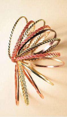 #mustlist An arm-full of bangles