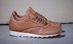 """Reebok Classic Leather LUX """"Horween"""" - I need these"""