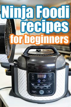 Easy Ninja Foodi recipes are here! Chicken, beef, pork or fish can be cooked as well as potatoes and side dishes. Lots of one pot meals for a pressure cooker and air fryer. #ninjafoodirecipes Best Breakfast Recipes, Brunch Recipes, Easy Dinner Recipes, Easy Recipes, Cheap Recipes, Amazing Recipes, Drink Recipes, Delicious Recipes, Easy Family Meals