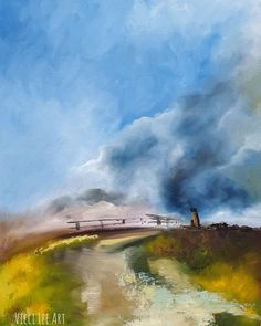 Close To Home, One And Only, Landscape Art, Past, Waves, The Originals, Painting, Outdoor, Inspiration