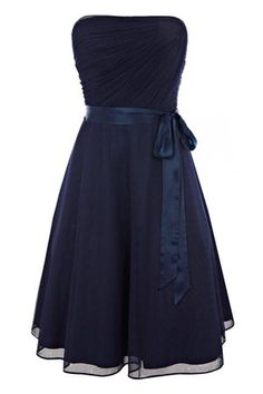 Navy Blue Wedding Bridesmaid Dresses with silver pumps