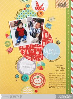 You - @Studio Calico November Kit