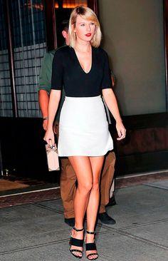 Taylor Swift minissaia