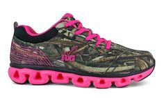 Realtree Girl Max 5 Camo Sneaker   #Realtreegirl #Realtreemax5