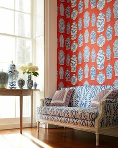 Chinoiserie Chic: Dana Gibson for Stroheim & An Interview