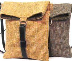 The Cat's Meow Fife's media content and analytics Clutch, Tote Purse, Backpack Bags, Bag Patterns To Sew, Sewing Patterns, Foldover Bag, Creation Couture, Jute Bags, Craft Bags