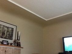Coved Ceilings With Inset Paint Ideas Houzz Ceiling Coving Stucco