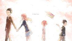 Anime Koe No Katachi Wallpaper