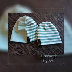 """5 tykkäystä, 1 kommenttia - Ideh (@handmadebyideh) Instagramissa: """"Söpöä raitaa, kahdessa erikoossa. Tilaustyönä tehtyjä 💖💖 #noshorganics #noshfabrics #fabrics…"""""""