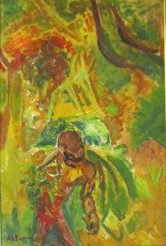 Porteur de fei Huile 68x46