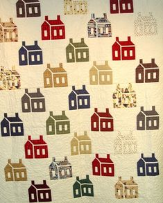 schoolhouse quilt | Free Quilt Patterns