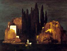 Arnold Bocklin, The Island of the Dead, 1880